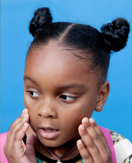 Let's Keep It Healthy! Tips on How To Keep Your Child's Relaxed hair Healthy