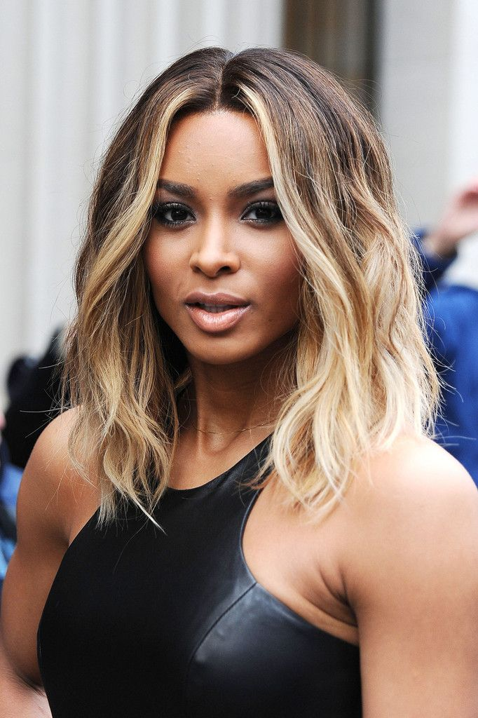 Celebrate Relaxed Hair The Hair Evolution Of Ciara