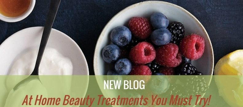 At Home Beauty Treatments You Must Try!