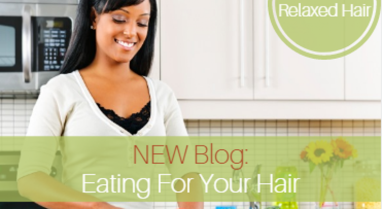 Eating for your hair
