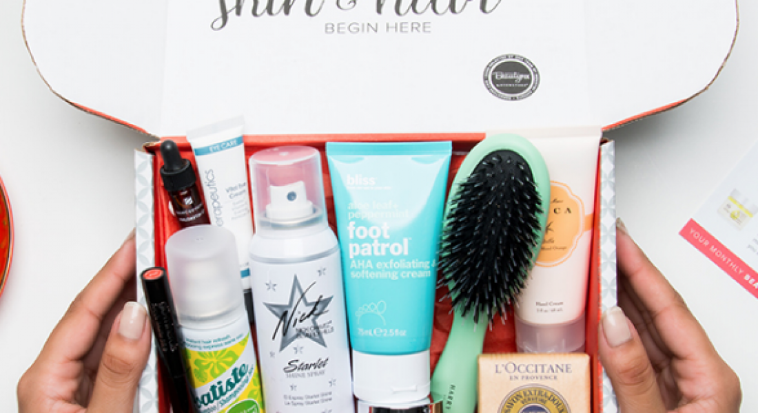 Beauty 101: Our Favorite Hair and Beauty Boxes!