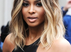 The Hair Evolution Of: Ciara